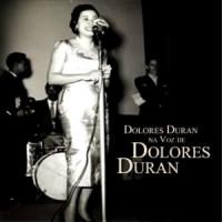 Dolores Duran na Voz de Dolores Duran