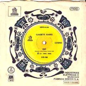 Claudette Soares - Compacto (1974)