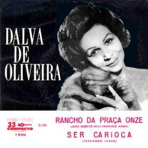 Dalva de Oliveira - Rancho da Praça Onze - Compacto (1965)