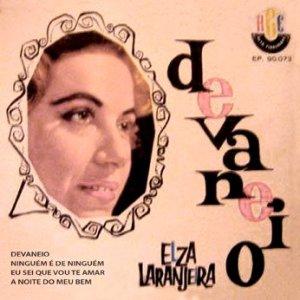 Elza LaranjeIra - Devaneio - Compacto Duplo (1960)