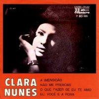 Clara Nunes - Compacto Duplo (1967)