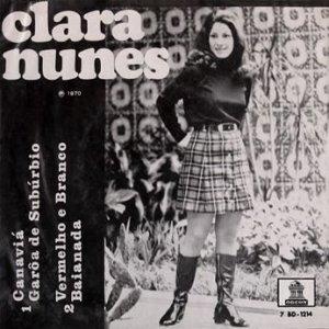Clara Nunes - Compacto Duplo (1970)