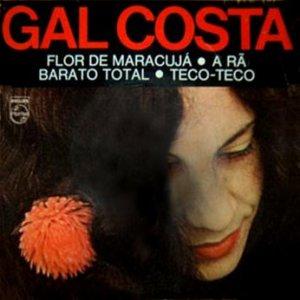 Gal Costa - Flor De Maracujá - Compacto Duplo (1975)