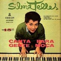 Silvia Telles - Canta para Gente Moça - Compacto Duplo (1959)