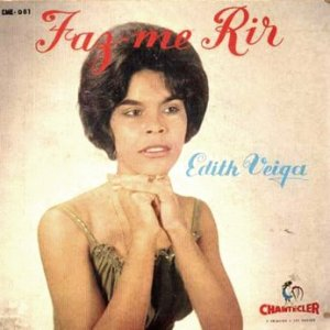 Edith Veiga - Faz-me rir - Compacto Duplo (1961)