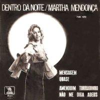 Martha Mendonça - Dentro da Noite - Compacto (1971)