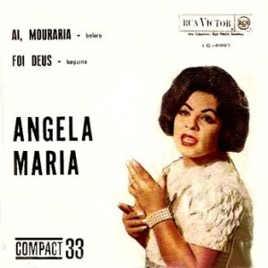 Angela Maria - Compacto (1963)