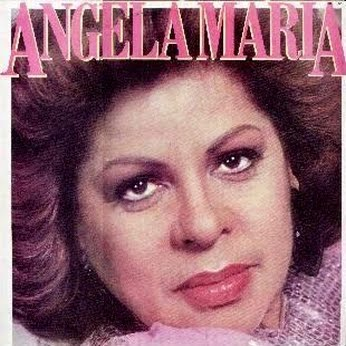 "This is one of the ""impossible to find"" albums by <b>Angela Maria</b>. - angelamaria2"