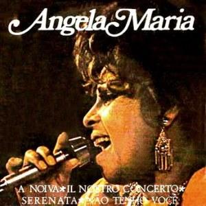 Angela Maria - Compacto Duplo (1961)