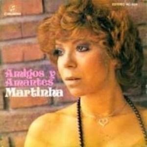 Martinha - Amigos Y Amantes - Compacto (1983)