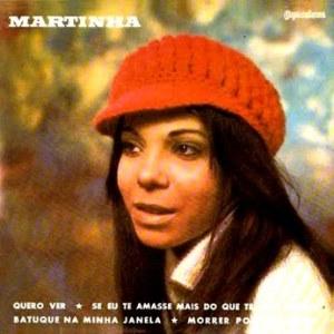 Martinha - Compacto Duplo (1970)