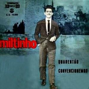 Miltinho - Quarentão - Compacto (1964)