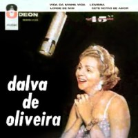 Dalva de Oliveira - Compacto Duplo (1960)