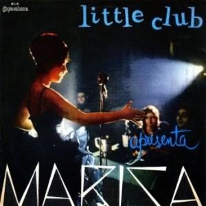 Marisa Gata Mansa - Little Club Apresenta Marisa (1961)