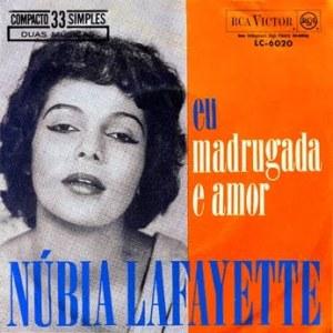 Núbia Lafayette Eu Núbia Lafayette