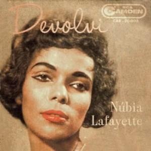 Núbia Lafayette - Devolvi - Compacto Duplo (1961)