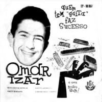 Omar Izar - Quem Tem Gaita Faz Sucesso - Compacto Duplo (1960)