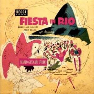 Mario Gennari Filho - Fiesta in Rio (1954)