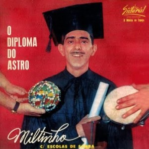 Miltinho - O Diploma do Astro (1960)