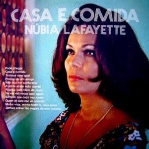 Núbia Lafayette - Casa E Comida (1972)