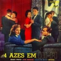 Irany Pinto, Jose Menezes, Moacyr Silva, & Sivuca - 4 Azes em HI-FI (1958)