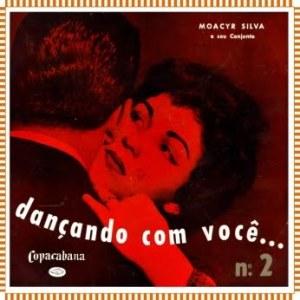 Moacyr Silva e Seu Conjunto - Dancando com Voce Nr. 2 (1957)
