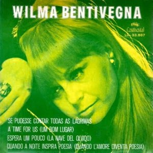 Wilma Bentivegna - Compacto Duplo (1970)