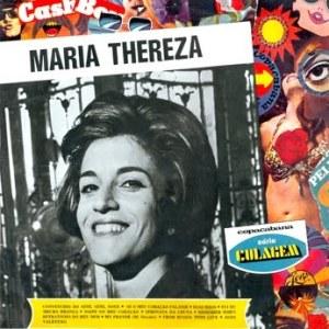 Maria Thereza - Série Colagem (1969)