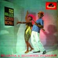 Eliana and Booker Pittman - News from Brazil, Bossa Nova (1963)