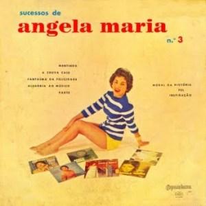 Angela Maria - Sucessos de Angela Maria Nr.3 (1957)