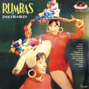 Don Pacheco y Su Ritmo Tropical - Rumbas Inolvidables (1960)