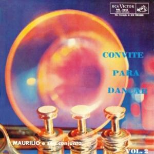 Maurílio e Seu Conjunto - Convite Para Dançar Vol. 2 (1959)