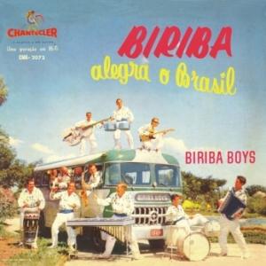 Biriba Boys - Biriba Alegra O Brasil (1960)