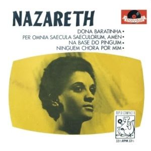 Maria Nazareth - Dona Baratinha - Compacto Duplo (1963)