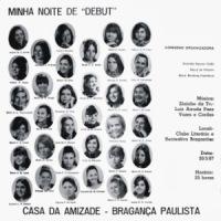 Orquestra Zezinho da T.V. / Luiz Arruda Paes / Cordas e Vozes - Minha Noite de Debut - Selecao de Ouro (1967)