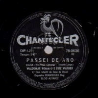 Waldemar Roberto e Luiz Wagner - Passei de Ano - Bom Dia Papai 78 rpm (1962)