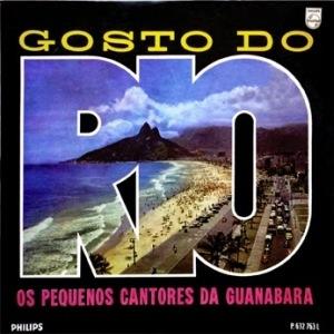 Os Pequenos Cantores da Guanabara - Gosto do Rio (1965)