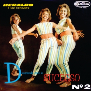 Heraldo e Seu Conjunto - Dancando Com O Sucesso Vol.2 (1962)
