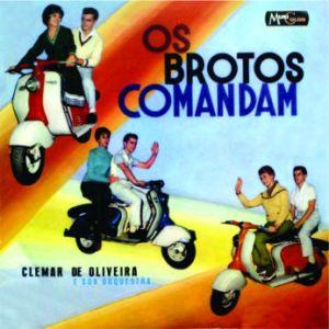 Clemar de Oliveira e Sua Orquestra - Os Brotos Comandam (1962)