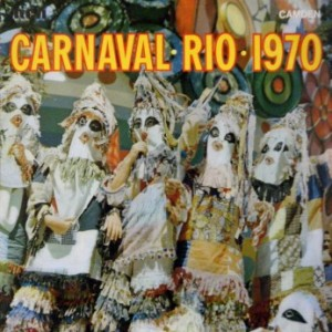 Carnaval Rio 1970