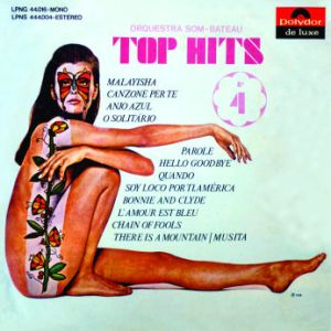 Orquestra Som-Bateau - Top Hits No 4 (1968)