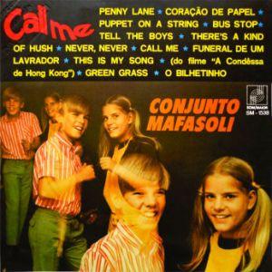 Conjunto Mafasoli - Call Me (1967)