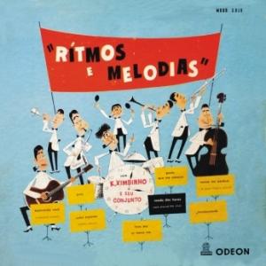 K-Ximbinho e Seu Conjunto - Ritmo E Melodia (1956) 10 Inch