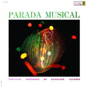 Napoleão Tavares e Sua Orquestra - Parada Musical (1962)