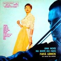 Fafa Lemos Seu Violino com Conjunto – Uma Noite Na Boite do Fafa (1958)