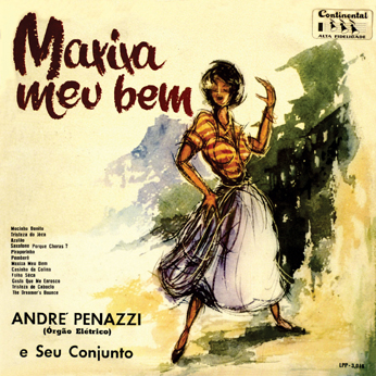 André Penazzi - Organ Jazz Samba & Percussion