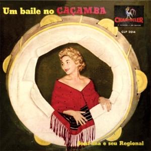 Santana e seu Regional - Um Baile no Cacamba (N/D)