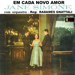Jane Simone - Em Cada Novo Amor (1963)