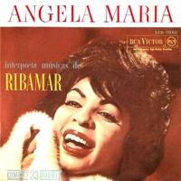 Angela Maria Interpreta Musicas de Ribamar (1964)
